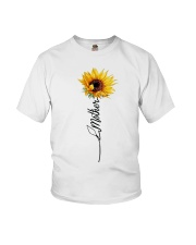 Mother Sunflowers Youth T-Shirt thumbnail