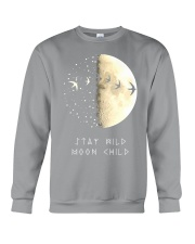 STAY MOOM CHILD Crewneck Sweatshirt thumbnail