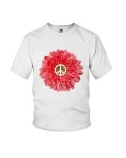 FLOWER PEACE Youth T-Shirt thumbnail