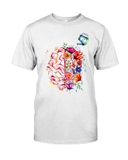 HIPPIE STYLE Classic T-Shirt front