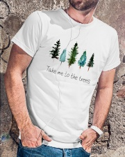 TAKE ME TO THE TREES Classic T-Shirt lifestyle-mens-crewneck-front-4