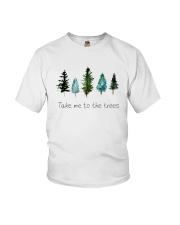 TAKE ME TO THE TREES Youth T-Shirt thumbnail