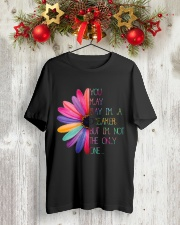 YOU MAY SAY IM A DREAMER Classic T-Shirt lifestyle-holiday-crewneck-front-2
