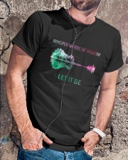 WHISPER WORDS OF WISDOM LET IT BE Classic T-Shirt lifestyle-mens-crewneck-front-4