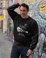 LET IT BE Crewneck Sweatshirt lifestyle-unisex-sweatshirt-front-4