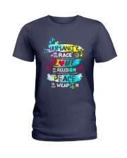 LOVE PEACE Ladies T-Shirt thumbnail
