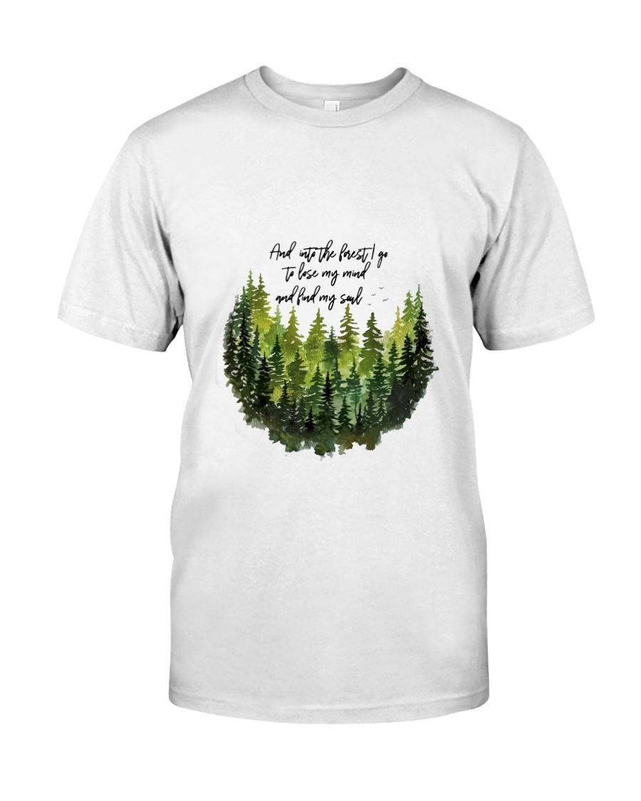 And Into The Forest 3 Classic T-Shirt