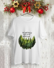 And Into The Forest 3 Classic T-Shirt lifestyle-holiday-crewneck-front-2