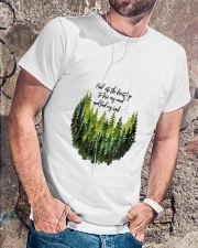 And Into The Forest 3 Classic T-Shirt lifestyle-mens-crewneck-front-4