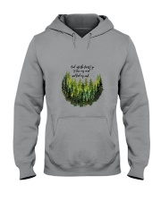And Into The Forest 3 Hooded Sweatshirt thumbnail