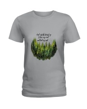 And Into The Forest 3 Ladies T-Shirt thumbnail