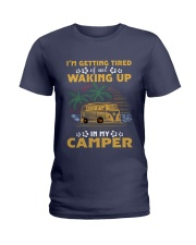 My Camper Ladies T-Shirt tile