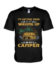 My Camper V-Neck T-Shirt tile