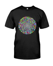 Peace circle Classic T-Shirt front