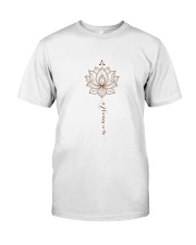 Yoga Mandala Classic T-Shirt thumbnail