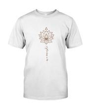 Yoga Mandala Premium Fit Mens Tee front