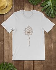 Yoga Mandala Premium Fit Mens Tee lifestyle-mens-crewneck-front-18