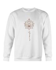Yoga Mandala Crewneck Sweatshirt thumbnail