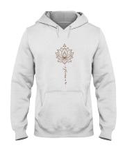 Yoga Mandala Hooded Sweatshirt thumbnail