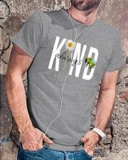 Be Kind  Classic T-Shirt lifestyle-mens-crewneck-front-4