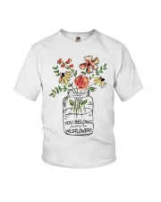 Wild Flower Youth T-Shirt thumbnail