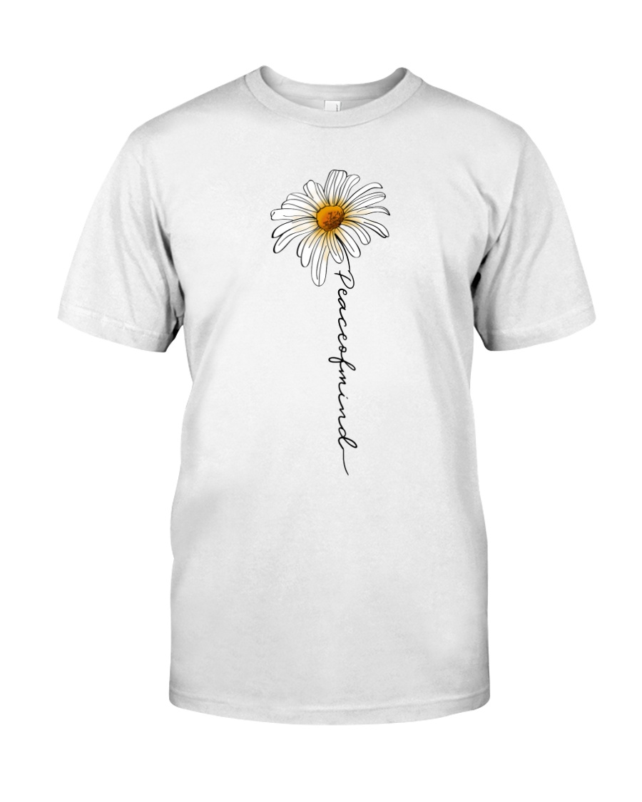 PEACE IS MIND Classic T-Shirt
