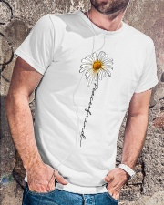 PEACE IS MIND Classic T-Shirt lifestyle-mens-crewneck-front-4