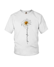 PEACE IS MIND Youth T-Shirt thumbnail