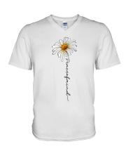 PEACE IS MIND V-Neck T-Shirt thumbnail