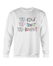YOU IS KIND SMART IMPORTANT Crewneck Sweatshirt thumbnail