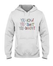 YOU IS KIND SMART IMPORTANT Hooded Sweatshirt thumbnail