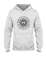Rock And Roll Might Not Solve Your Problem Hooded Sweatshirt thumbnail