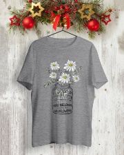 YOU BELONG AMONG THE WILDFLOWER Classic T-Shirt lifestyle-holiday-crewneck-front-2