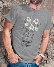 YOU BELONG AMONG THE WILDFLOWER Classic T-Shirt lifestyle-mens-crewneck-front-4