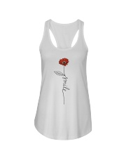 Smile Daisy 2 Ladies Flowy Tank thumbnail