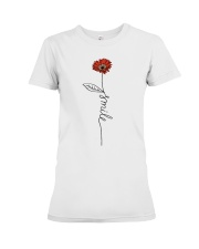 Smile Daisy 2 Premium Fit Ladies Tee thumbnail