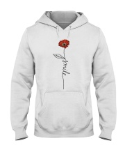 Smile Daisy 2 Hooded Sweatshirt thumbnail