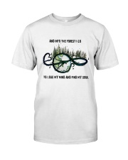 Into The Forest  Classic T-Shirt front
