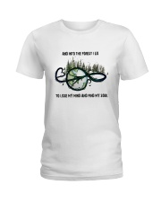 Into The Forest  Ladies T-Shirt thumbnail