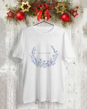 PRETTY MIND Classic T-Shirt lifestyle-holiday-crewneck-front-2