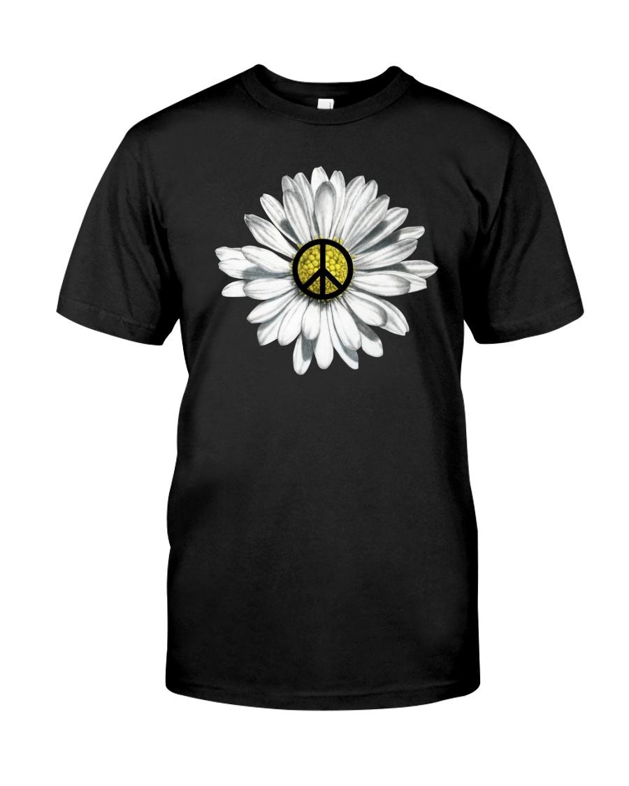 DAISY PEACE Classic T-Shirt