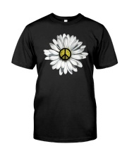 DAISY PEACE Classic T-Shirt front