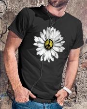 DAISY PEACE Classic T-Shirt lifestyle-mens-crewneck-front-4