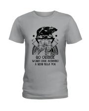 CP-D-0203198-Go Outside Ladies T-Shirt thumbnail