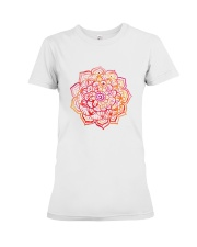 MANDALA 4 Premium Fit Ladies Tee tile