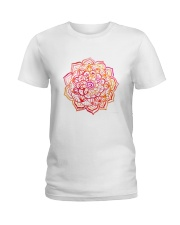 MANDALA 4 Ladies T-Shirt thumbnail