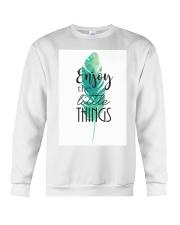 ENJOY THE LITTLE THINGS Crewneck Sweatshirt thumbnail