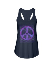 PEACE SIGN Ladies Flowy Tank thumbnail