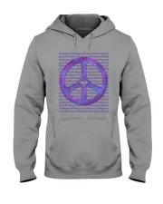 PEACE SIGN Hooded Sweatshirt thumbnail