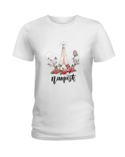 Namaste Ladies T-Shirt thumbnail